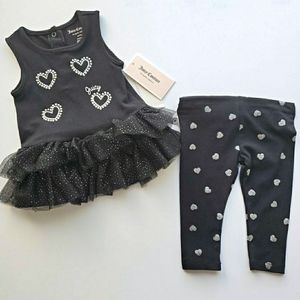 Juicy Couture Outfit for Infant Girls